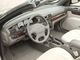 Images of Chrysler Sebring Convertible (JR) 2003–06