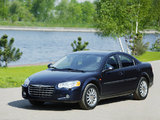 Images of Chrysler Sebring Sedan 2004–06