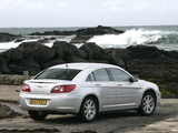 Photos of Chrysler Sebring Sedan UK-spec 2006–10