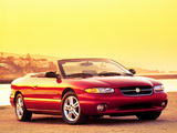 Pictures of Chrysler Sebring Convertible 1996–2001