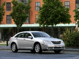 Pictures of Chrysler Sebring Sedan UK-spec 2006–10