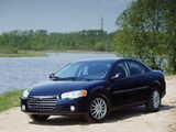 Chrysler Sebring Sedan 2004–06 wallpapers