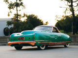 Photos of Chrysler Thunderbolt Concept Car 1940