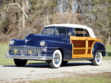 Chrysler Town & Country Convertible 1947 wallpapers