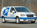 Chrysler Town & Country ENVI Concept 2009 pictures
