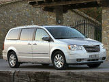 Chrysler Grand Voyager 2008–10 photos