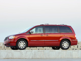 Images of Chrysler Grand Voyager 2008–10
