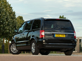 Images of Chrysler Grand Voyager UK-spec 2011