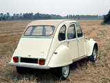 Citroën 2CV6 1970–79 wallpapers