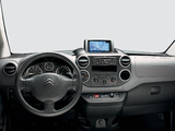 Citroën Berlingo Van 2012 wallpapers