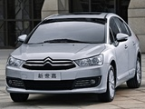 Citroën C-Quatre Sedan 2012 wallpapers