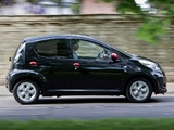 Citroën C1 Connexion 5-door 2012 pictures