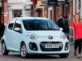 Citroën C1 5-door UK-spec 2012 pictures
