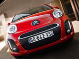 Citroën C1 3-door 2012 pictures
