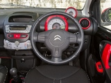Citroën C1 Connexion 5-door 2012 wallpapers