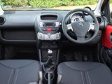 Citroën C1 Platinum 3-door 2013 pictures