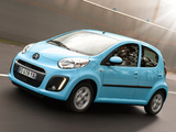 Pictures of Citroën C1 5-door 2012