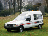 Citroën C15 Police 1984–2005 wallpapers