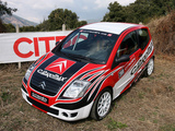 Citroën C2 R2 Max 2008 wallpapers