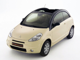 Photos of Citroën C3 Pluriel Sundek 2007