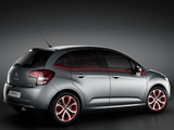 Citroën C3 Red Block Concept 2011 wallpapers