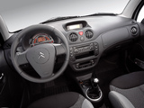 Wallpapers of Citroën C3 VTR 2004–05