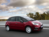 Citroën C4 Picasso 2010 photos