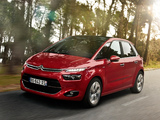 Citroën C4 Picasso 2013 photos