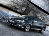 Citroën C5 Serie Noire 2011 wallpapers