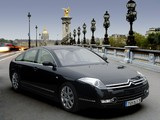 Citroën C6 2005 wallpapers