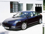 Photos of Citroën C6 UK-spec 2005