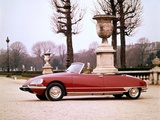 Citroën DS 21 Cabriolet 1968–71 wallpapers