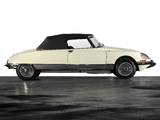 Citroën DS 23 Cabriolet 1973–75 pictures