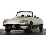 Citroën DS 23 Cabriolet 1973–75 wallpapers