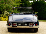 Citroën DS 19 Cabriolet UK-spec 1962–67 wallpapers