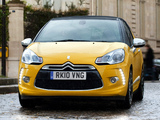 Citroën DS3 UK-spec 2009 pictures