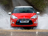 Citroën DS3 UK-spec 2009 wallpapers