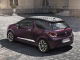 Citroën DS3 Faubourg Addict 2013 images