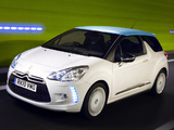 Pictures of Citroën DS3 UK-spec 2009