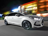 Pictures of Citroën DS5 ZA-spec 2012