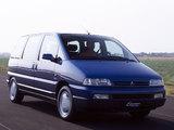 Citroën Evasion 1994–98 images