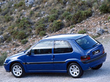 Citroën Saxo VTS 1996–99 photos