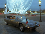 Images of Citroën SM Présidentielle by Chapron 1972