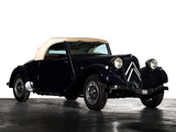 Citroën Traction Avant Cabrio 1934–57 images