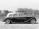 Citroën Traction Avant Combi 1934–57 photos