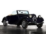Citroën Traction Avant Cabrio 1934–57 pictures