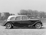 Photos of Citroën Traction Avant Familiale Taxi (11) 1954–57