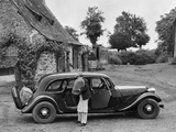 Pictures of Citroën Traction Avant Commerciale (11) 1938–40