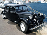 Citroën Traction Avant Commerciale (11) 1954–57 wallpapers