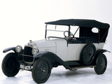 Pictures of Citroën Type A 1919–22